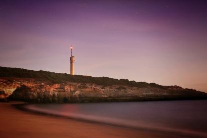 Leuchtturm Ferragudo