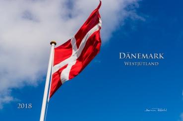 Deckblatt Kalender Dänemark 2018